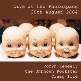 Live at the Photospace 20th August 2004